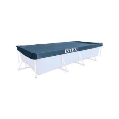 Cobertor para piscina rectangular de 4,5 x 2,2 m