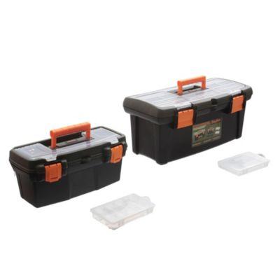 Caja de herramientas plástica 22