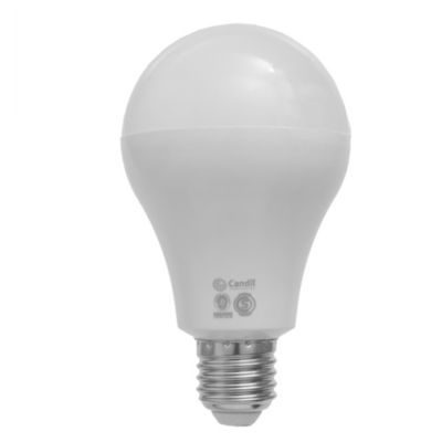 Lámpara LED 18 w E27 A 75 cálida
