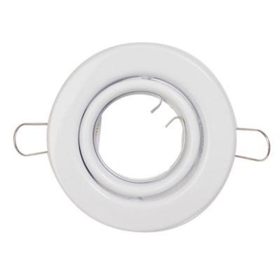 Spot embutido móvil D100 GU10 color blanco