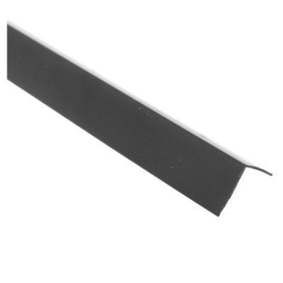 Angulo 2 pvc negro 2,80 m