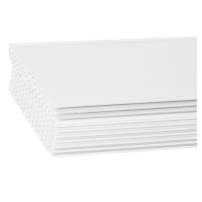 Cielorraso pvc 200 x 6 mm blanco 3 m