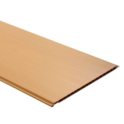 Cielorraso PVC 200 x 6 mm ciprés 3 m