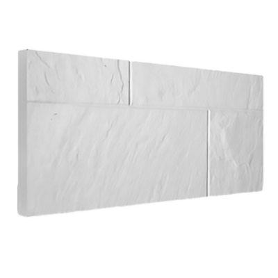Placas antihumedad Piedra Carrara x 6 u