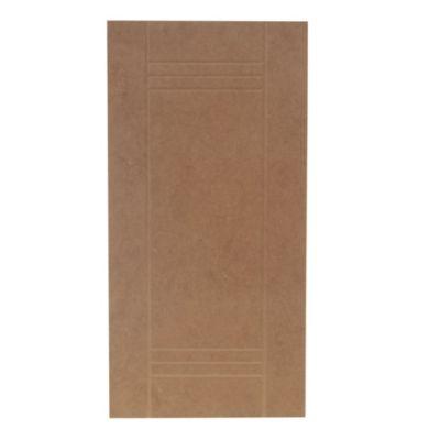 Puerta MDF recta 700 x 300 mm