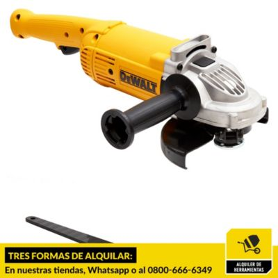 Amoladora angular eléctrica DWE491 180 mm 2200 W 220 V
