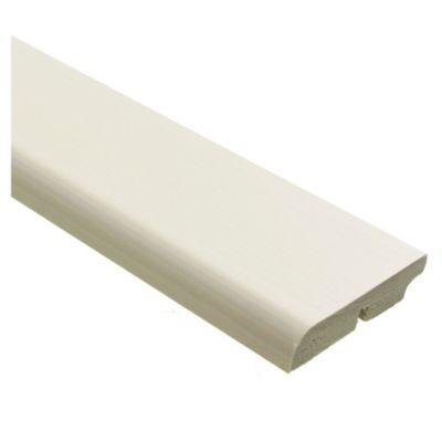 Zócalo PVC fresa 1,5 x 7 x 240 cm