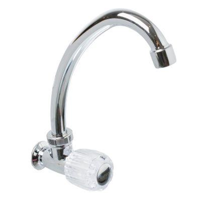 Grifería 1 agua para cocina de pared Malaga