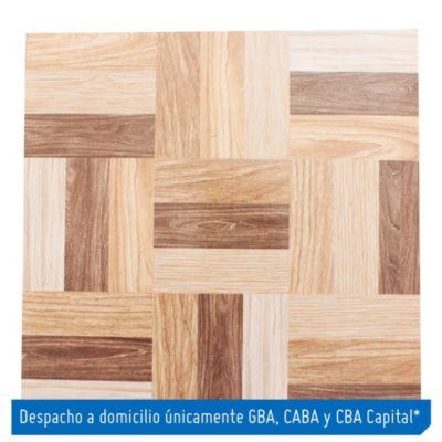 Cerámica de interior 46 x 46 Chillan madera 2.14 m2