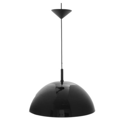 Media esfera Negro metalizado