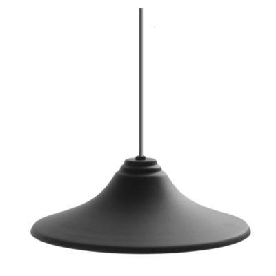 Colgante Pagoda color negro de 32 cm