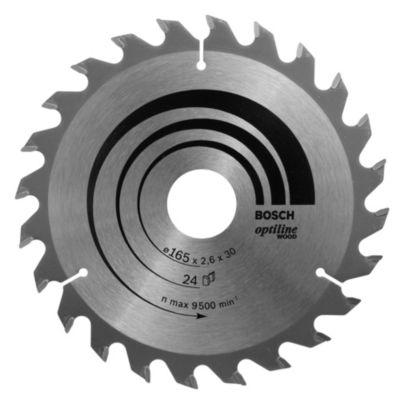 """Disco sierra circular 6 1/2"""""""