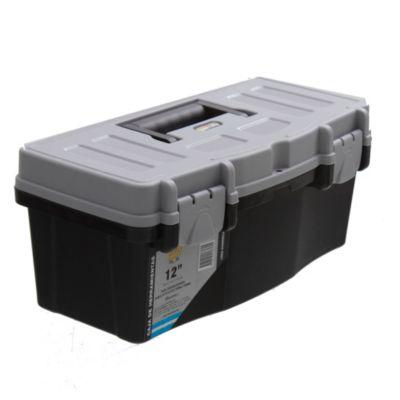 Caja de herramientas plástica 12''