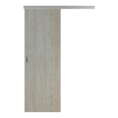 Puerta  plegadiza colgable Teks nevada 80 cm