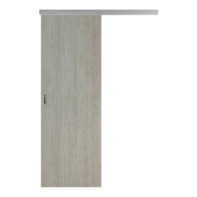 Puerta corrediza colgante nevada 90 cm
