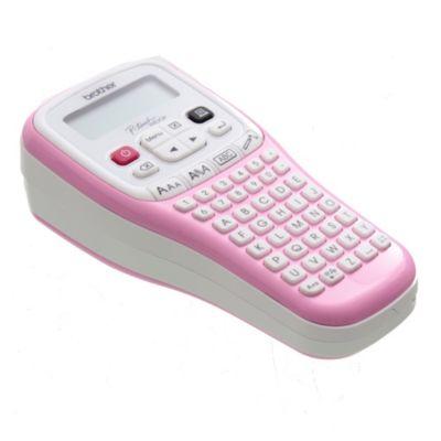 Rotuladora hogareña rosa