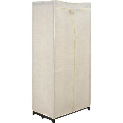 Closet de tela 75 x 45 x 160 cm basic