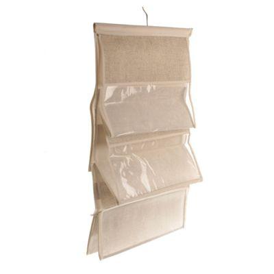 Organizador de tela para cartera 79 x 15 x 36 cm