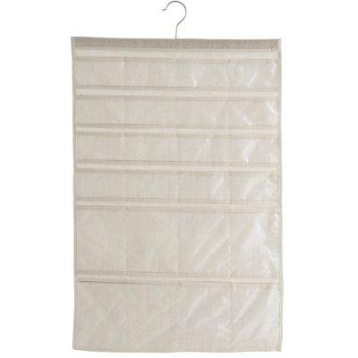 Organizador de tela para accesorios 70 x 15 x 36 cm basic