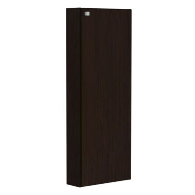 Mueble zapatero para pared chocolate