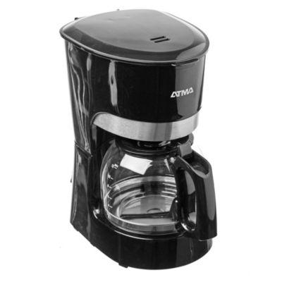 Cafetera 1.25 L Negra