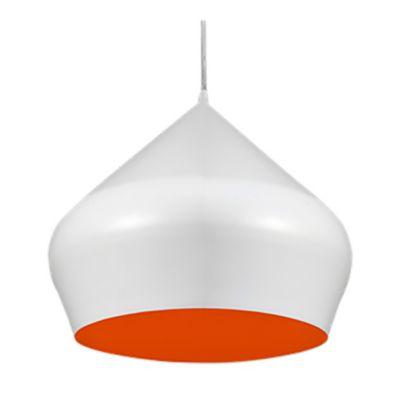 Lámpara de techo minimal mitra blanco