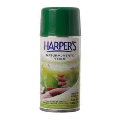 Aromatizador Verde