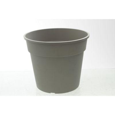 Maceta común 35 cm color cemento