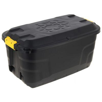 Caja plástica organizadora Heavy Duty 75 L Strata