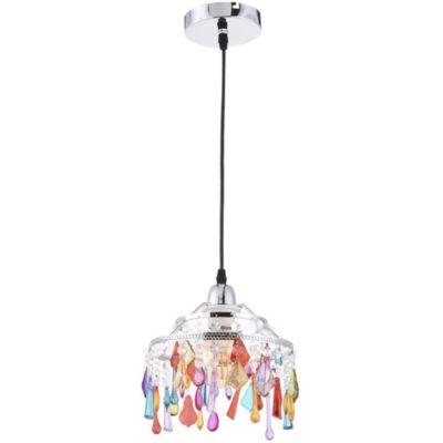 Lámpara colgante Vicenza 1 luz E27
