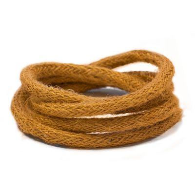 Cable Textil arpillera x 5 m