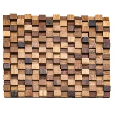 Malla 30 x 30 Couvet madera 0.09  m2