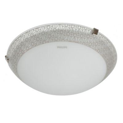 Plafón LED 10W Tigo Flor luz cálida