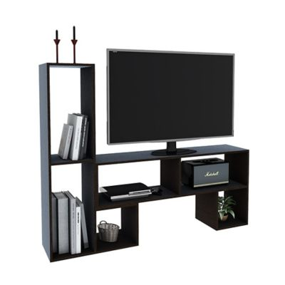 Rack para TV Wengue 120 x 58 x 30 cm