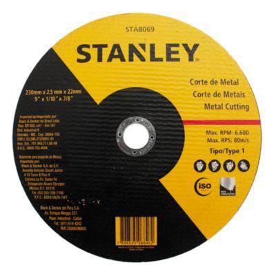Disco de desbaste metal 230 mm