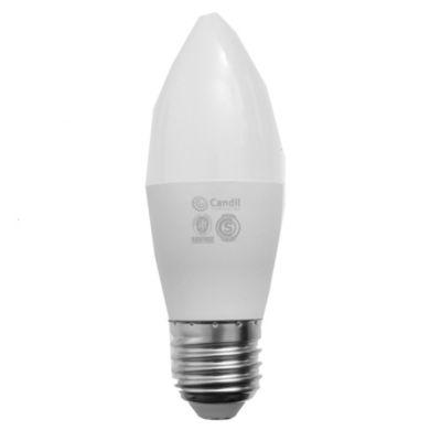 LED Vela E27 8 w fría