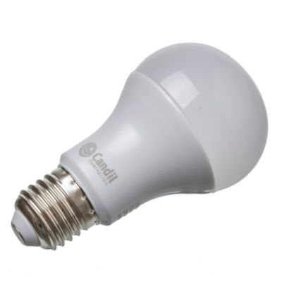 Lámpara LED bulbo E27 5w cálida