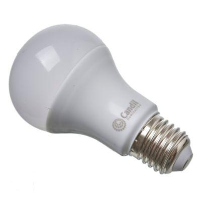 Lámpara LED bulbo E27 5w fría