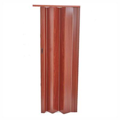 Puerta plegable simil madera 65 x 200 cm