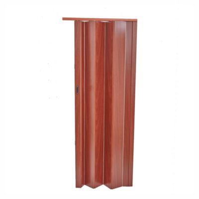 Puerta plegable simil madera 95 x 200 cm