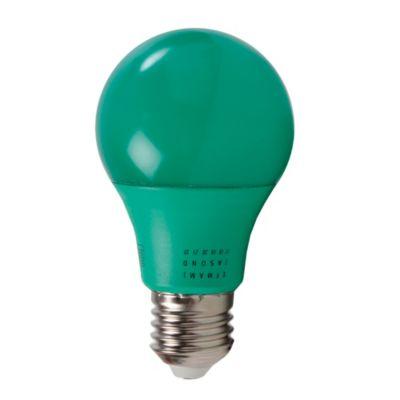 Lámpara A60 eco LED 6w Verde