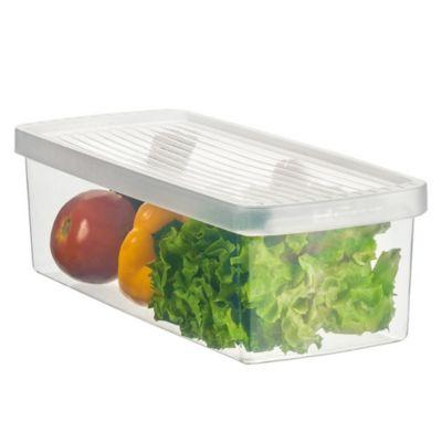 Caja plástica para alimentos pequeña