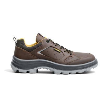 Zapatilla de seguridad Attack marrón n° 45