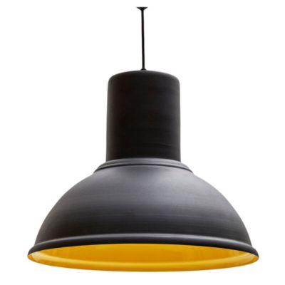 Colgante Galponero Negro/Amarillo