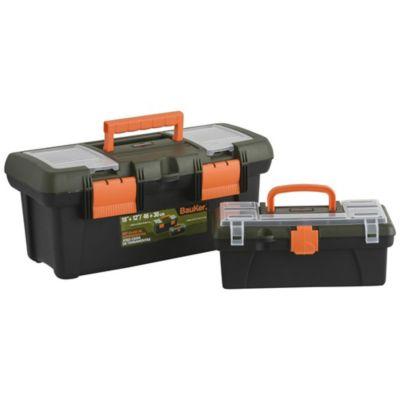 Set de cajas de herramientas 18 + 12'