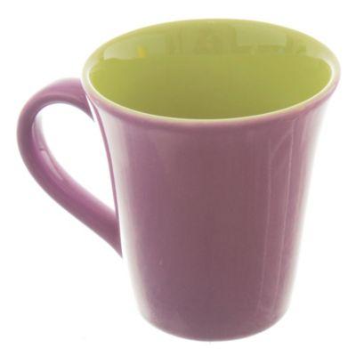 Jarro Mug Violeta/Verde