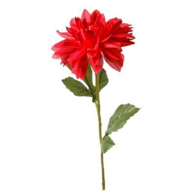 Flor artificial dahlia 60 cm