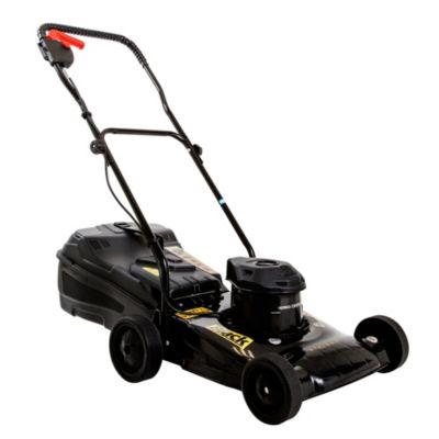 Cortadora de pasto eléctrica 1/2 hp con bolsa