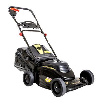 Cortadora de pasto eléctrica 1 hp con bolsa