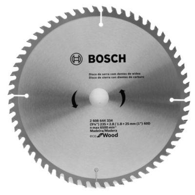 Disco de sierra circular 235 mm